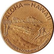 Hawaii Dollar (Honolulu) – obverse