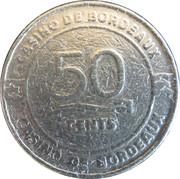 50 Cents - Casino de Bordeaux – obverse