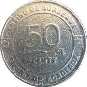 50 Cents - Casino de Bordeaux – reverse