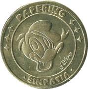 1 Cent - La zecca di Paperopoli – obverse