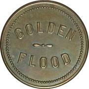 25 Cents - Golden Flood (Arlington, Oregon) – obverse
