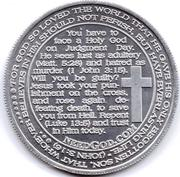 Token - 10 Commandments – reverse