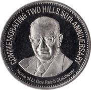 Medallion - Two Hills, Alberta (50th Anniversary) – obverse