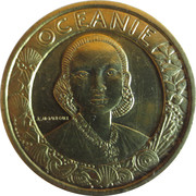 Token - Exposition Coloniale Internationale (Oceanie) – obverse