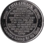 1 Dollar - Chilliwack, British Columbia – obverse