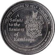 2 Dollars - Kamloops, British Columbia – reverse