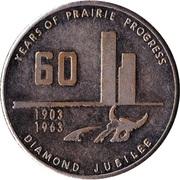 Medal - Praire Progress (Regina, Saskatchewan) – obverse
