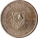 5 Trade Dollars - Churchill, Manitoba – obverse