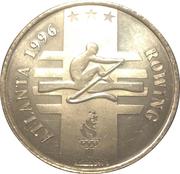 Token - Atlanta 1996 US Olympic Team, General Mills Sponsor (Rowing) – obverse