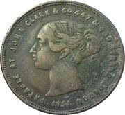 1 Penny (John Clark – Lamps) – obverse