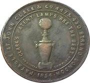 1 Penny (John Clark – Lamps) – reverse