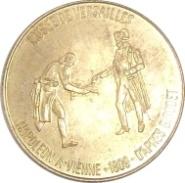 Token de Versalles. Napoleón. Año 1969. G3163