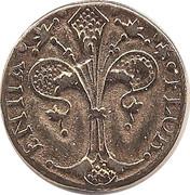 Imitation Florin d'or 1325 de Florence – obverse