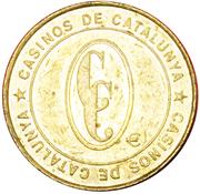 1 Euro - Casinos de Catalunya – obverse