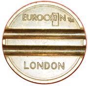 Token - Eurocoin London (Family Leisure; without stars) – obverse