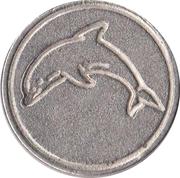 Token - MMC (No Cash Value; Dolphin) – obverse