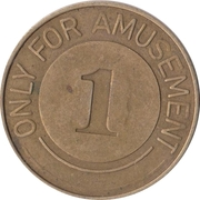 Amusement Token - JK – reverse