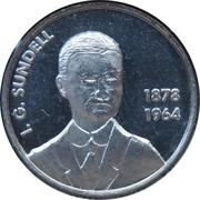 Token - Mint of Finland (L.G. Sundell) – obverse