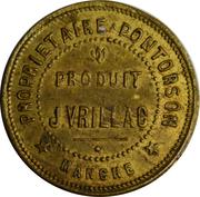Token - Produit J. Vrillac – reverse