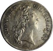Token - Louis XV (Académie des Sciences) – obverse