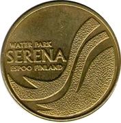 Token - Water Park Serena (Espoo) – reverse