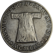 Tunica Salvatoris - Treverensis – obverse