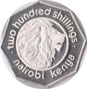 200 Shillings - Casino Paradise – obverse