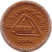 1 Penny - Early Learning Centre Bank – obverse