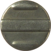Telephone Token - Novosibirsk (NGTS) – reverse