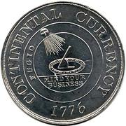 Continental Dollar (Restrikes) – obverse