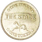 1 Token - The Stade – obverse