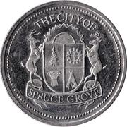1 Dollar - Spruce Grove, Alberta – obverse