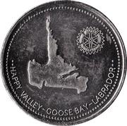 5 Dollars - Happy Valley-Goose Bay, Newfounland & Labrador – obverse