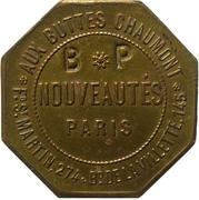 Token - Bon pour une prime - Aux Buttes Chaumont (Paris) – obverse