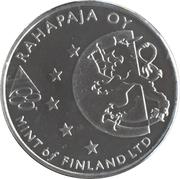 Token - Mint of Finland (Uto) – reverse