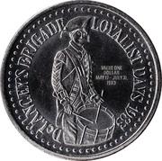 1 Dollar - Saint John, New Brunswick – reverse