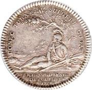 Louis XV - Extraordinaire des Guerres 1774 – reverse