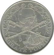 50 Pirate Pound - Simba – reverse