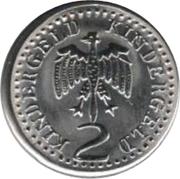 2 Mark (Kindergeld) – reverse