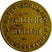 5 Francs - Patisserie Ernster-Schumacher (Echternach) – obverse