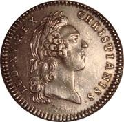 Token - Louis XV (Procureurs de la cour) – obverse