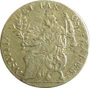 Token - Louis III – reverse