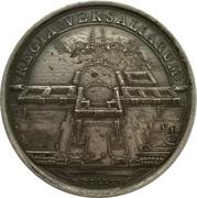 Medal Regia Versaliarum – reverse