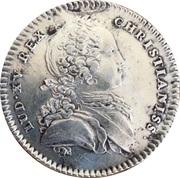 Louis XV - Extraordinaire des guerres - 1722 – obverse
