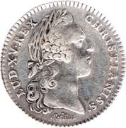 Louis XV - Ordre du Saint-Esprit 1728 – obverse