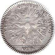 Louis XV - Ordre du Saint-Esprit 1728 – reverse