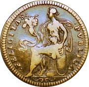 Token - Louis XIV (Felicitas Publica) – reverse