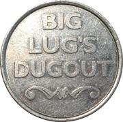 Token - Big Lug's Dugout – reverse