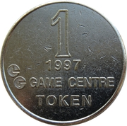 Game Token - Game Tai Po Centre – reverse