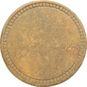 5 Cents - M. & R. – reverse
